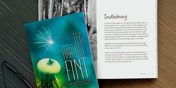 Bogdesign - rydendahl forlag