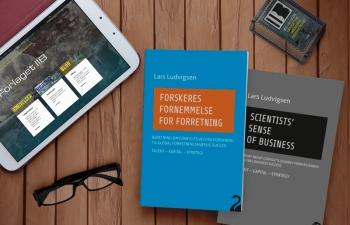 Forskeres fornemmelse for forretning