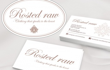 Rosted Raw - tøjbutik