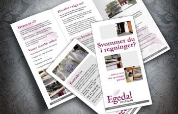 Egedal Revision, folder