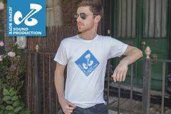 JB-SoundProduction - logo og t-shirt