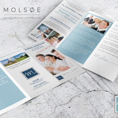 Logodesign Molsøe